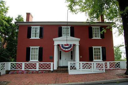 Woodrow Wilson's Birthplace, Staunton, Virginia (VA)