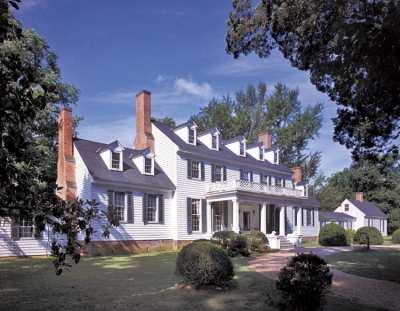 10-President-John-Tyler-Home